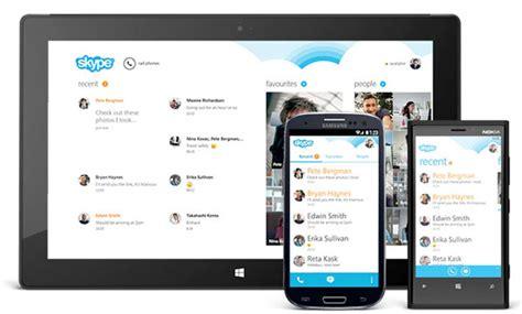 skype for android tablet skype voor android krijgt nieuw uiterlijk en werkt sneller tablets magazine