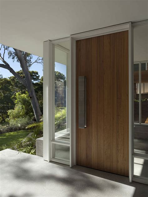 Rock Front Doors Front Door Skirt Rock House By Mck Architects