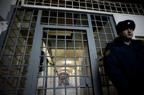 how much for a prison haircut 15 russian prisoners slash wrists in mass protest