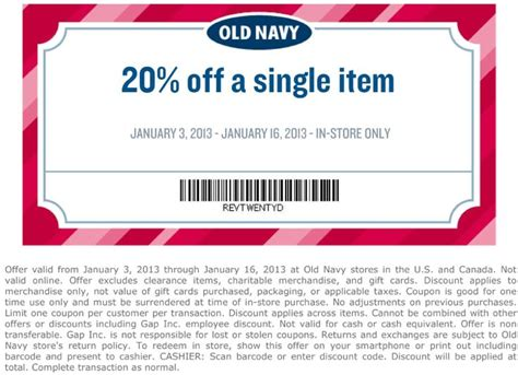 naturebox old navy coupon