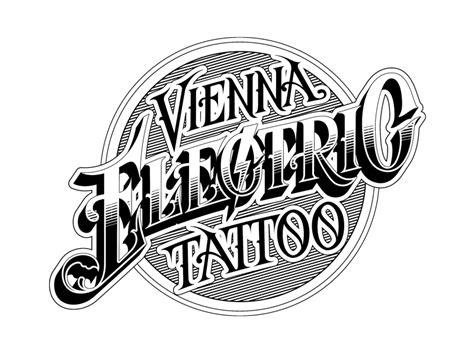 electric tattoo logo jacob jason vienna electric tattoo