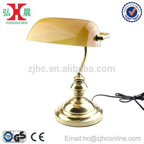 solid brass bankers l gs ce rohs solid brass banker l table l buy