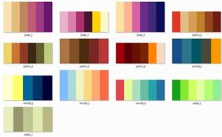color schemes pin by anna san diego on colors pinterest