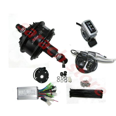 hub motor kit 350w 24v brushless gear hub motor electric hub motor