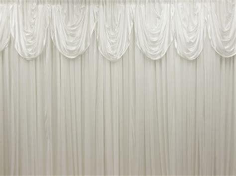 double drape 20ft x 10ft classic double drape backdrop white live n