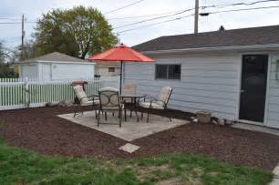 Diy Patio With Pavers Carri Us Home Diy Paver Patio
