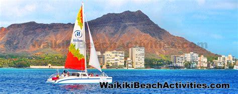 port waikiki cruises sail boat snorkeling tours - Boat Cruise Waikiki