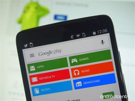 Lookup App Android New Bigger Search Bar Rolling Out In Play Android Central