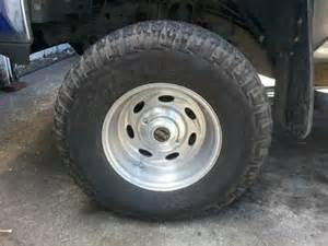 6 Lug Dish Truck Wheels 2001 Chevrolet Silverado 1500 Rims Mitula Cars