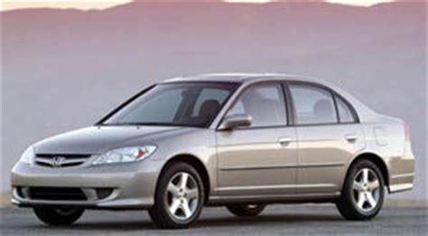 2004 honda civic | specifications car specs | auto123