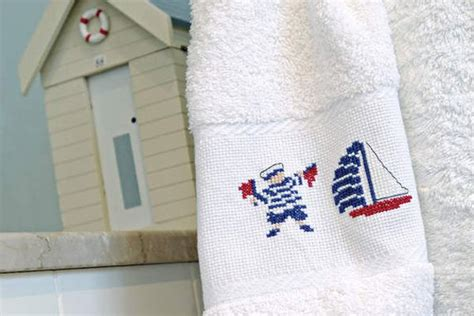 Nautical Bathroom Towels 1000 Images About Nautical Bathroom On Boat