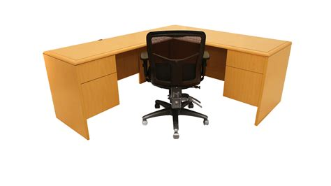 Maple Office Furniture Maple Desk Dlf7 1stop Office Furniture