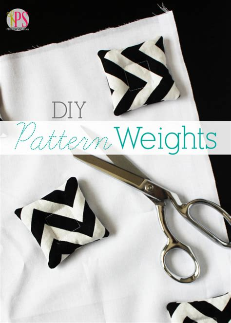 heavy pattern weights diy pattern weights