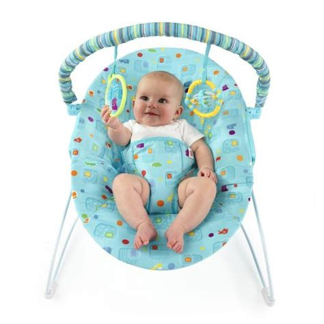 baby bouncer chair age bright starts playmates in the park infant baby vibrating