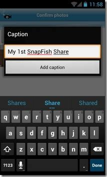 snapfish for android hp snapfish upload photos order prints web android ios