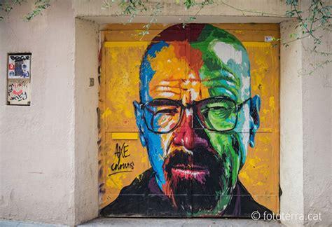 stunning works  street art