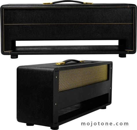 Mojotone Cabinet Review by Mojotone 174 Large Box Guitar Lifier Cabinet W
