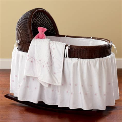 Bassinet Bedding by Bassinets And Baskets Room Decor