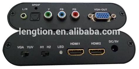entrada rgb digital 5 1ch spdif toslink 2 porta switch hdmi ypbpr para