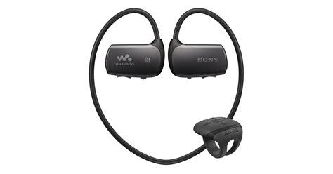 Sony Walkman Sports Mp3 Player Nwz Ws615 Original 1 sports waterproof mp3 player with bluetooth nwz ws610 sony uk