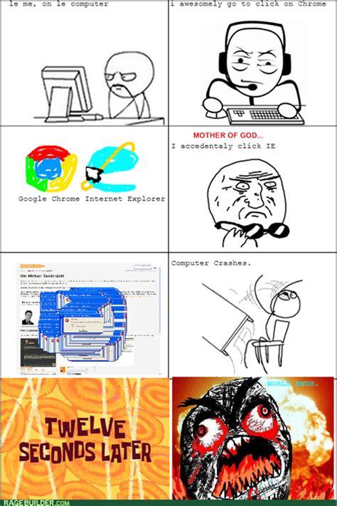 Comik Meme - funny rage comics internet explorer meme rage comics pinterest funny internet explorer
