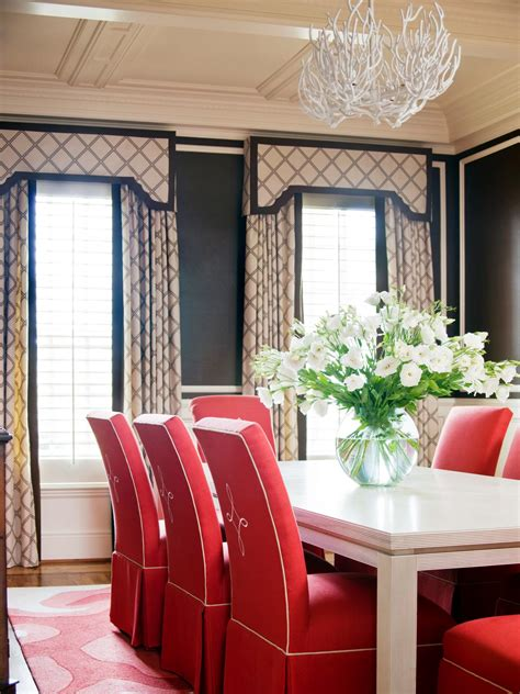 Dining Room Window Curtains Decor The Best Window Treatments For Your Style The Shade Company