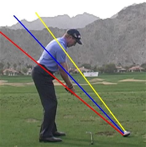 different golf swings what is the golf swing plane consistentgolf com