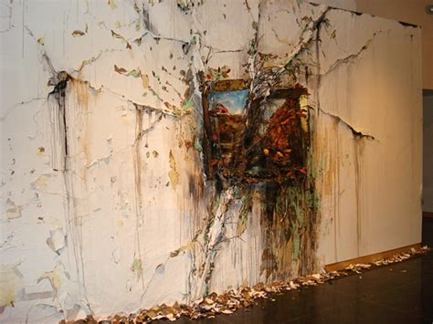 Wall Paint valerie hegarty autumn on the wissahickon with tree