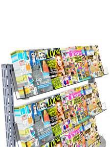 bartuf q magazine shelf