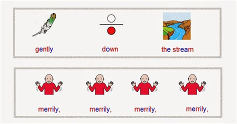 row the boat speech babel free language speech therapy resources pecs