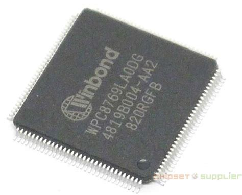 winbond wpc8769laodg ic chip io chip ic chip chipsetsupplier