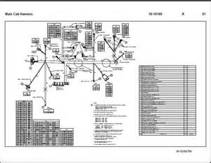 1999 2014 peterbilt 387 cab wiring diagram