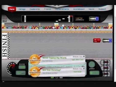 car racing typing games | gamesworld