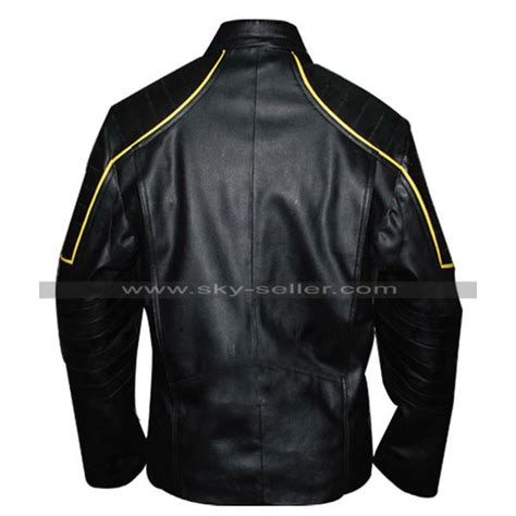 yellow motorcycle jacket batman black and yellow motorcycle leather jacket