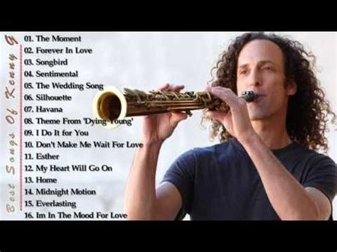 Kenny G Greatest Hits    The Best Of Kenny G