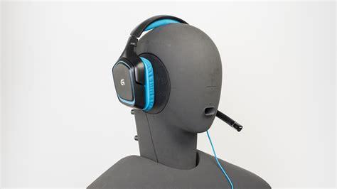 Headphone Logitech G430 logitech g430 gaming headset review