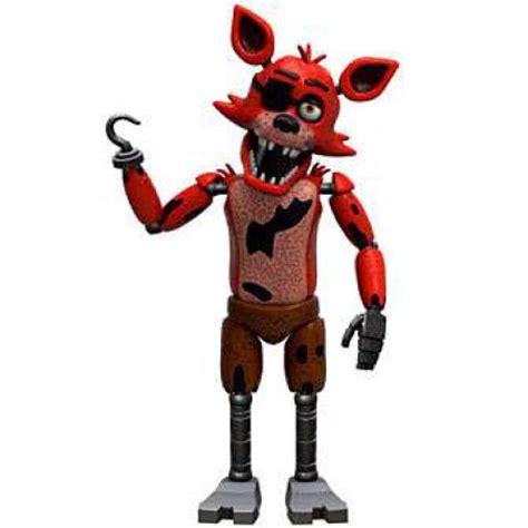 freddys foxy 2 nights at five funko five nights at freddy s 2 inch tall foxy vinyl mini