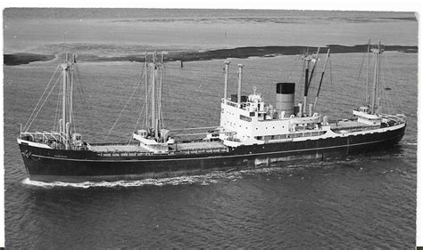 ship company mv kawerau union steam ship company of new zealand