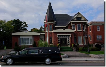 carson funeral homes serving the orillia and midland area