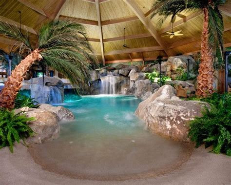 indoor pool swim beaches and saltwater aquarium