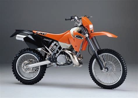 2001 Ktm 200 Exc Review Road Coms Ride Net New And Improved 2002 Ktm 380 E Xc