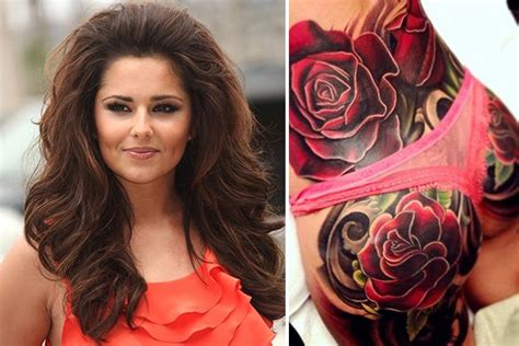 20 tattoos you wouldn t expect to see on these celebrities