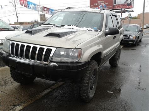 2003 Jeep Grand Lifted Camryguy96 2003 Jeep Grand Cherokeelaredo Sport Utility 4d