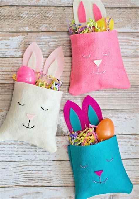 Tas Punggung Rabbit Color Backpack Rbaf67 diy felt bunny favor bags