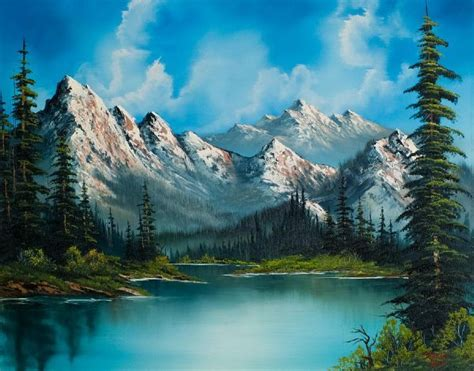 bob ross paintings auction die besten 17 ideen zu bob ross auf lol