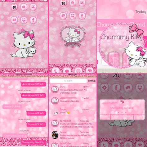 pretty iphone themes blogspot pretty iphone themes charmmy kitty glam d up iphone ipod