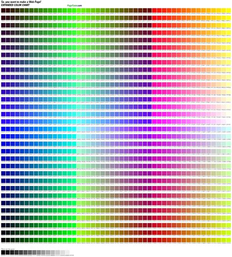 hexadecimal color hex color code with image exeideas let s your mind rock