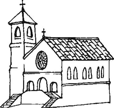 imagenes de iglesias catolicas para colorear iglesias dibujos para pintar