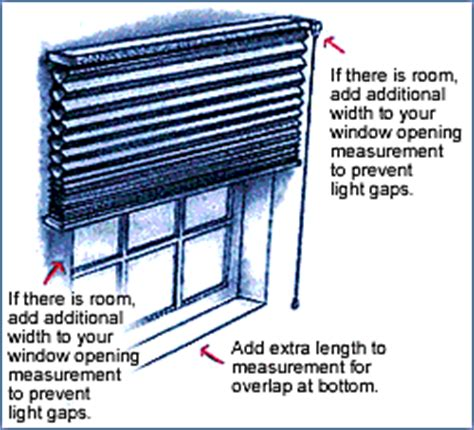 how to measure for shades outside mount blinds measuring guide for and easy measurements