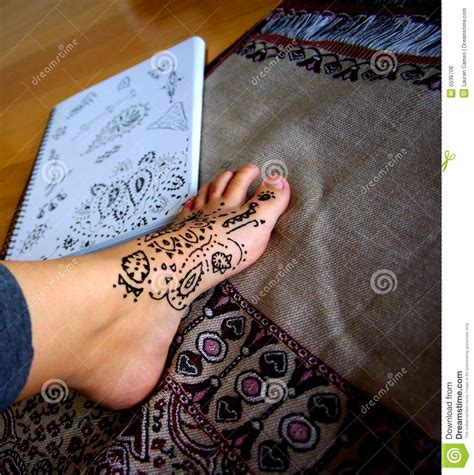 henna design application henna application design royalty free stock photos